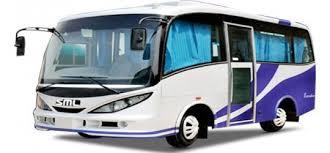 Book 12 Seater Luxury Mini Bus