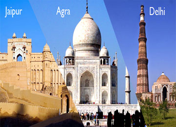Golden Triangle Delhi Agra Rajasthan