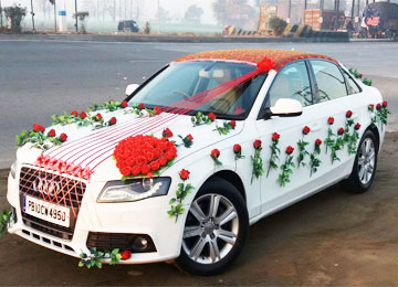 Wedding Car Rental Chandigarh 9517008002 Luxury Cars For Hire In