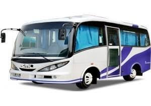 12 Seater SML Executive Coach