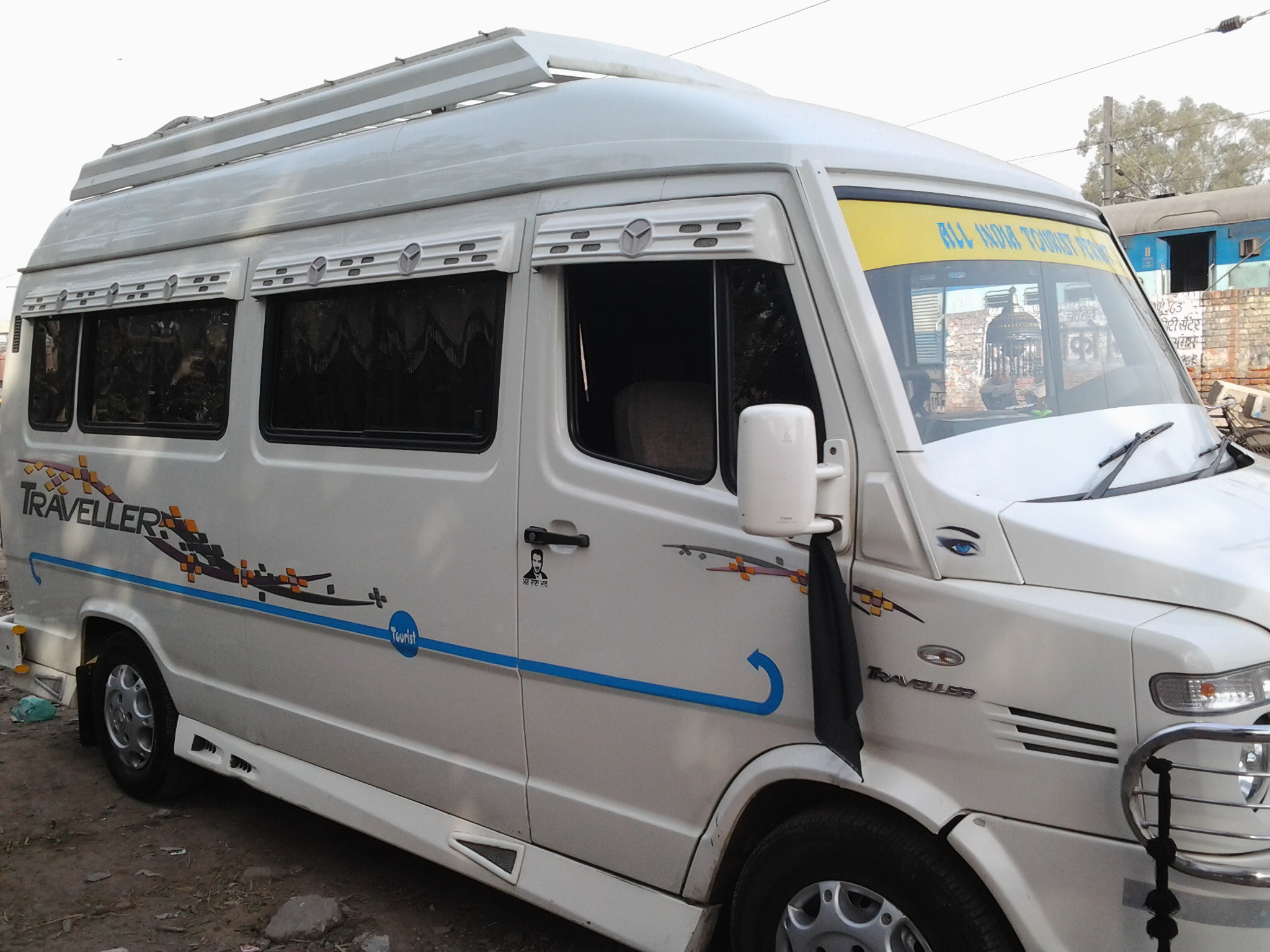 14 seater Tempo Traveller in Chandigarh