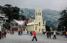Chandigarh Shimla Manali Dharamshala Dalhousie
