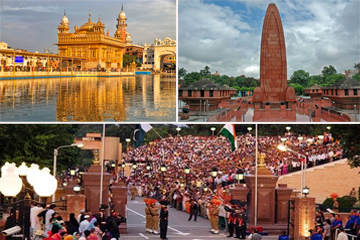 Amritsar Full Day Sightseeing Tour
