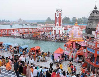 Chandigarh to Haridwar Taxi Rentals