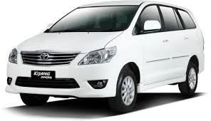 Toyota Innova Taxi Hire