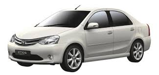 Toyota Etios Taxi on Hire