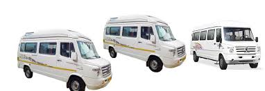 Book Tempo Traveller in Chandigarh.